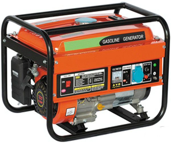 2.2kw Portable Gasoline Generator 5.5hp Engine 168F with 100% copper for hospital