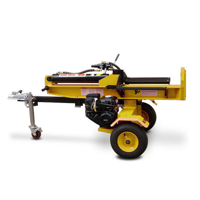 6.5HP B&S Engine Gasoline Hand Wood Splitter 4 Way Blade 22 Ton Log Splitter
